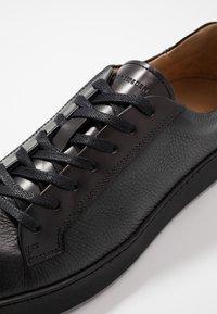 Tiger of Sweden - SALAS - Sneakers basse - black - 5