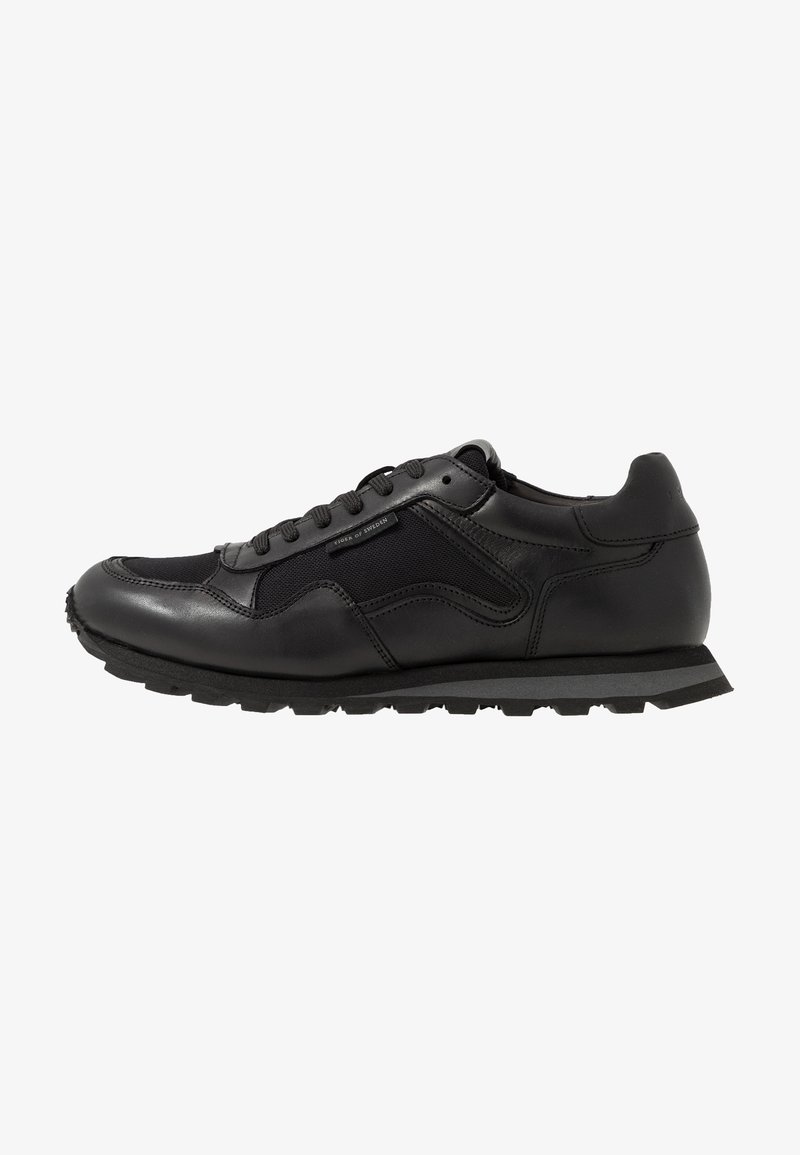 Tiger of Sweden - SPOTTING - Sneaker low - black