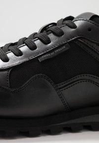 Tiger of Sweden - SPOTTING - Sneaker low - black - 5