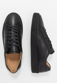 Tiger of Sweden - SALAS - Sneakers laag - black - 1