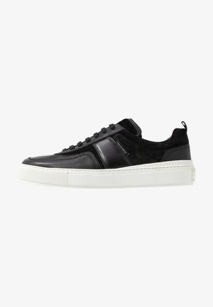 SALO - Baskets basses - black