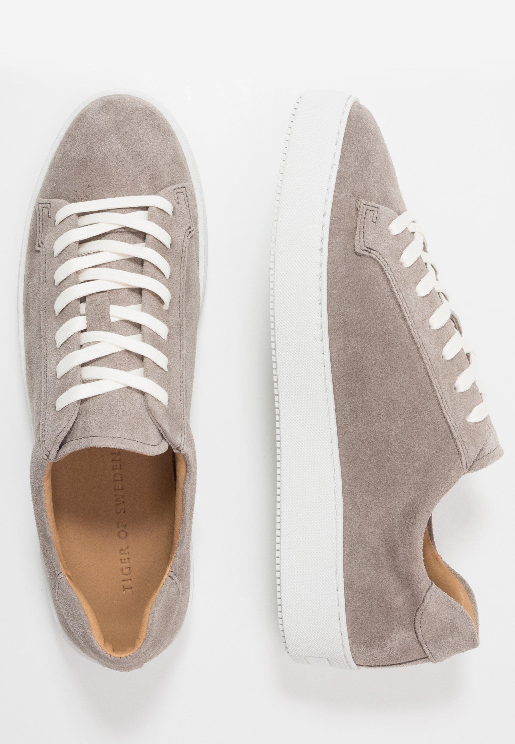 Tiger of Sweden SALAS - Sneakers - light stone grey