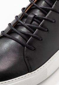 Tiger of Sweden - SAMPE - Sneakers basse - black - 5