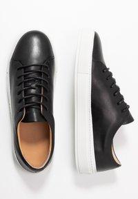 Tiger of Sweden - SAMPE - Sneakers basse - black - 1