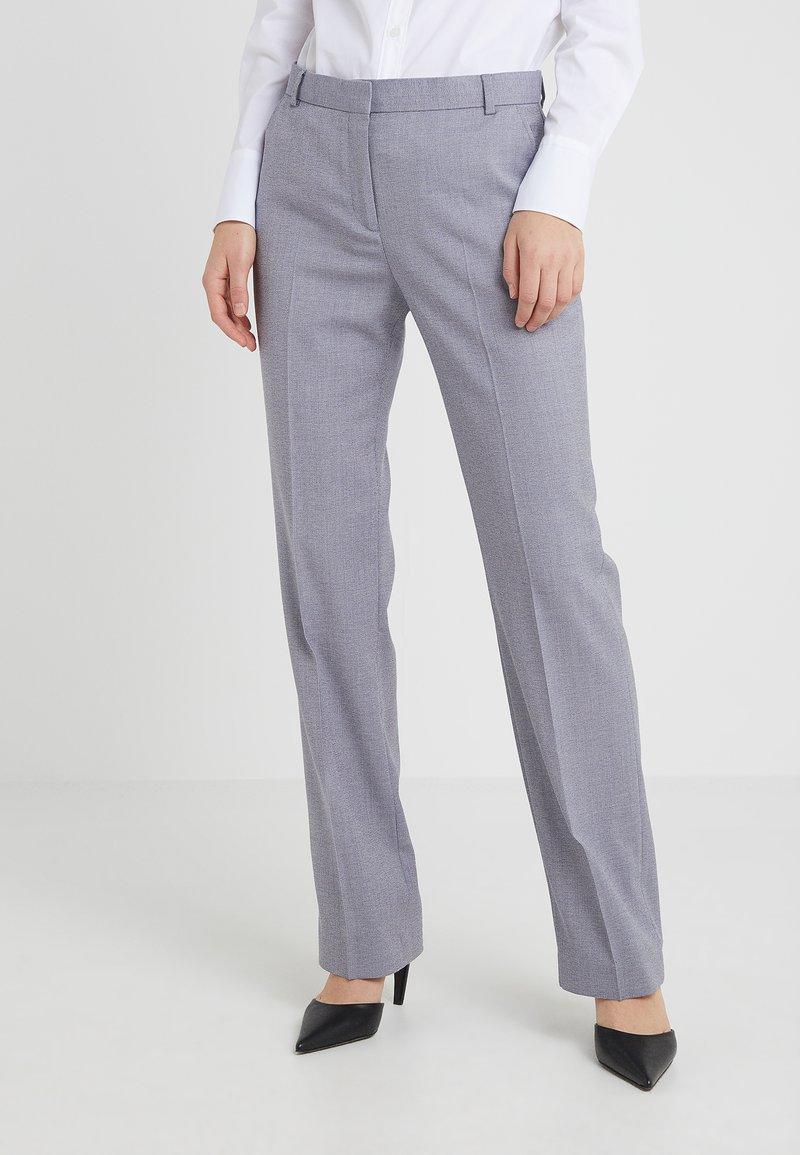 Tiger of Sweden - YULIA  - Spodnie materiałowe - soft lavender