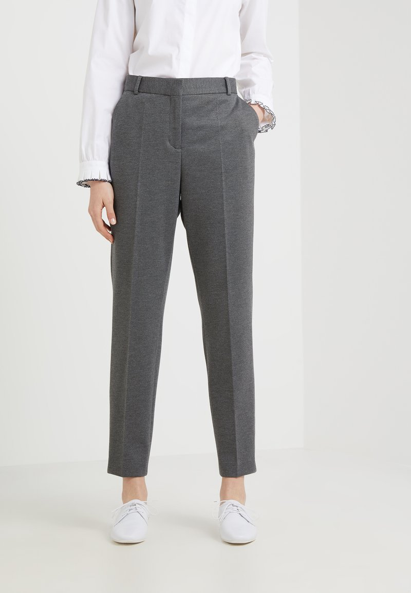 Tiger of Sweden - BLOSSOM - Trousers - grey
