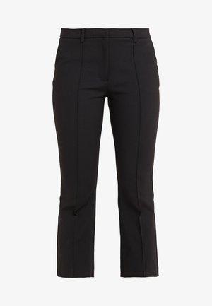 BARI - Kalhoty - black