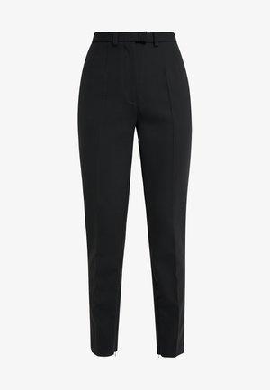 BERGENIA - Kalhoty - black
