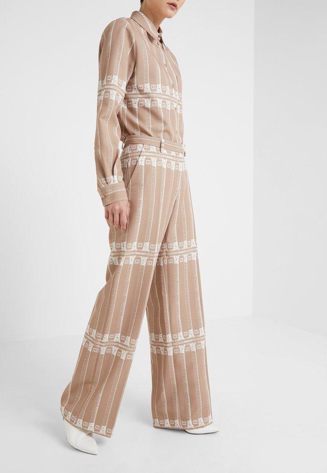 SILENE  - Trousers - column