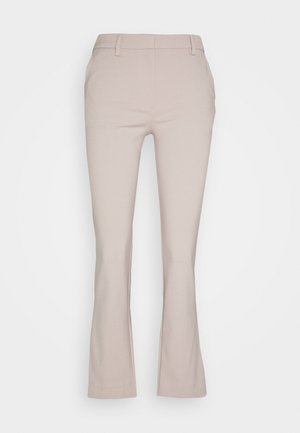 NOORA - Pantalon classique - ivory