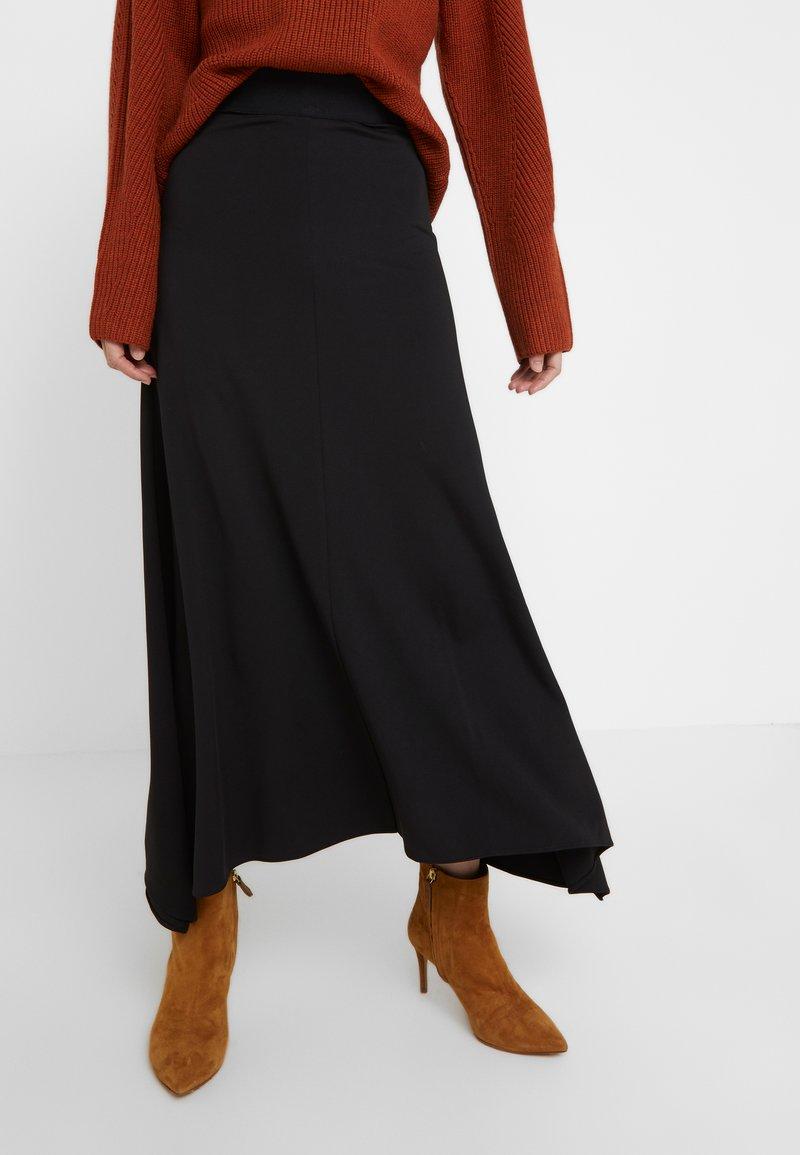 Tiger of Sweden - MABLE SKIRT - A-line skirt - black