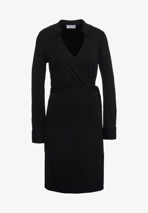 LILIUM - Jersey dress - black