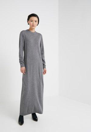 DIANELLA - Maxikjole - light grey melange