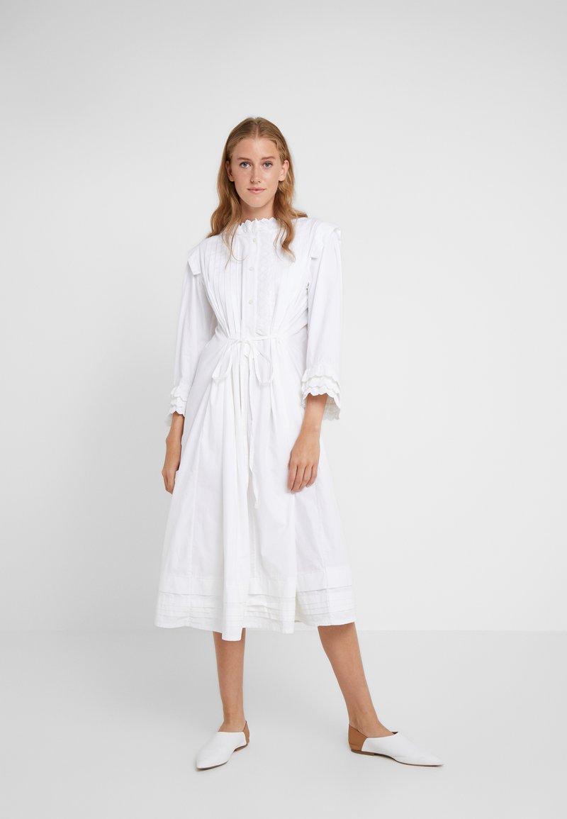 Tiger of Sweden - JASMINE - Robe chemise - white