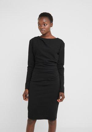 IZLA  - Pouzdrové šaty - black