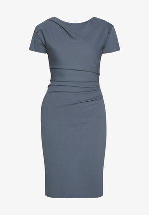 Vestido de tubo - mist blue
