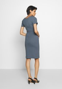 Tiger of Sweden - Shift dress - mist blue - 2