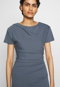 Tiger of Sweden - Shift dress - mist blue - 7