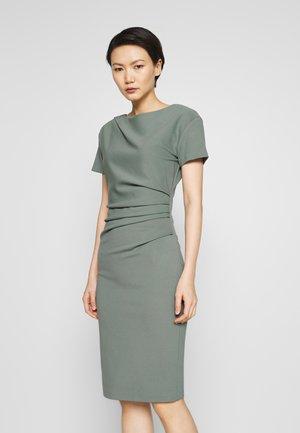 Shift dress - light green