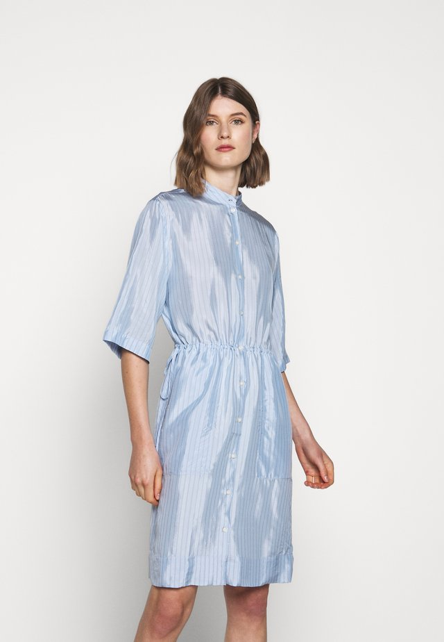 ORNELLA - Shirt dress - cloud blue