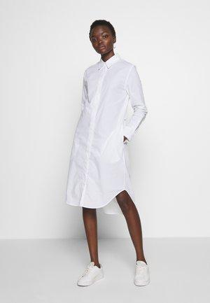 MATICA - Shirt dress - pure white