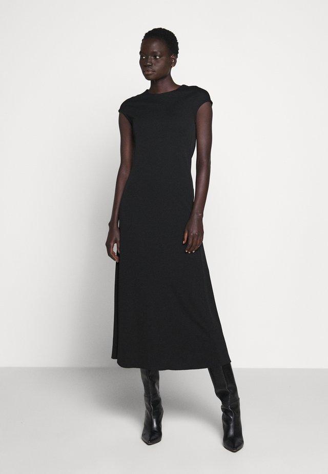 ILENIA - Maxi-jurk - black