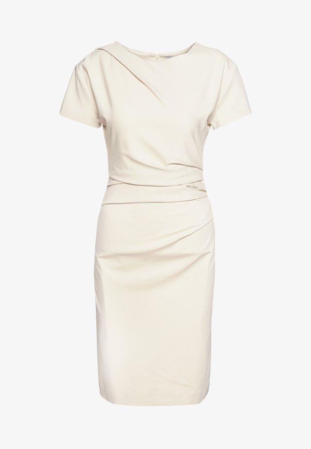 IZLO - Pouzdrové šaty - soft beige