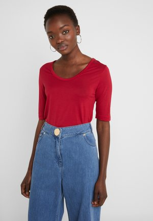 LERNA - T-shirt basic - wicked red