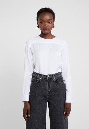 REMILLES - Bluse - white
