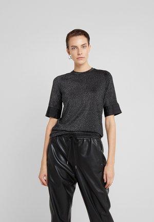CUBA SPARK - Basic T-shirt - black