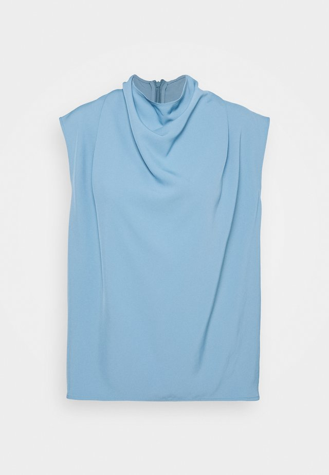 VOLON - Blouse - mist blue
