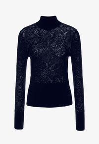 Tiger of Sweden - CLASSY - Sweter - midnight blue - 3