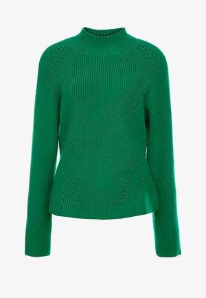 NANDRIN - Sweter - marine green