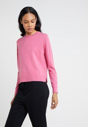 MANIA - Stickad tröja - super pink