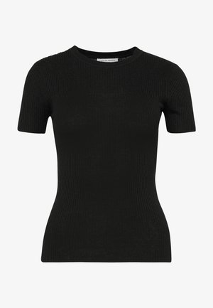 ORVI - T-shirt basique - black
