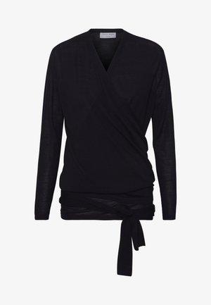 ELIZIE - Sweter - black