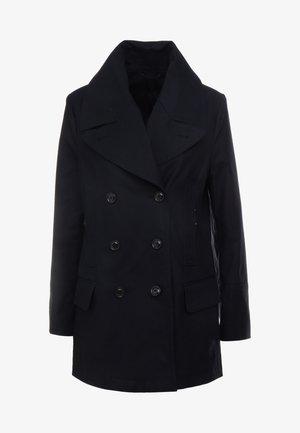 ALHENA - Krátký kabát - black