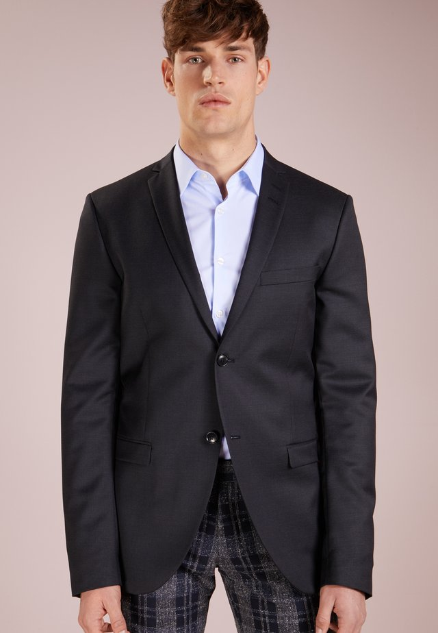 JIL  - Suit jacket - iron gate