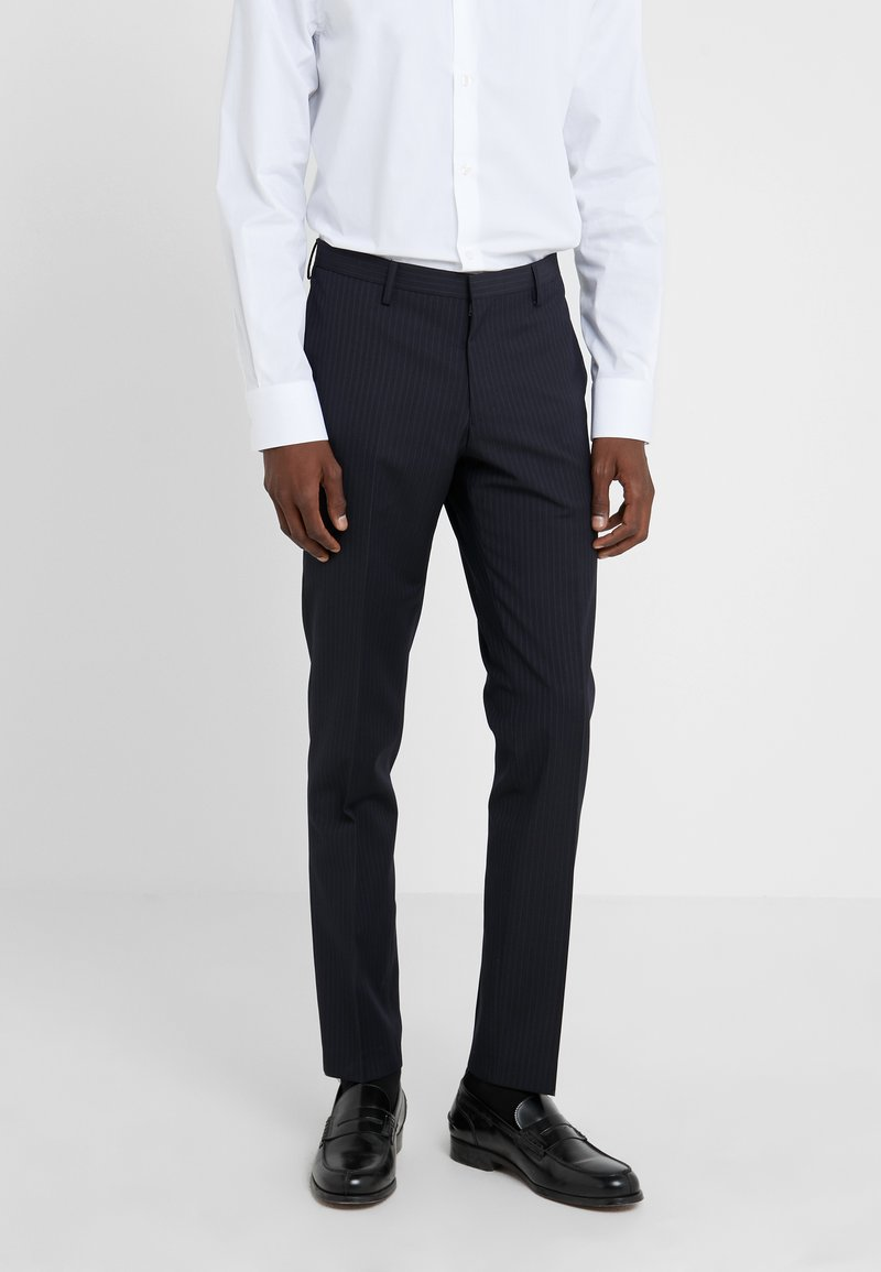 Tiger of Sweden - TODD - Suit trousers - blue