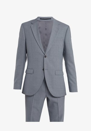 JAMONTE - Jakkesæt - mottled light grey