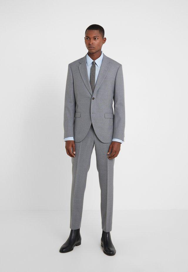 JAMONTE - Kostym - mottled light grey