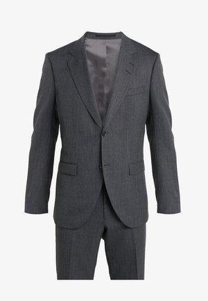 JAMONTE - Costume - dark grey melange