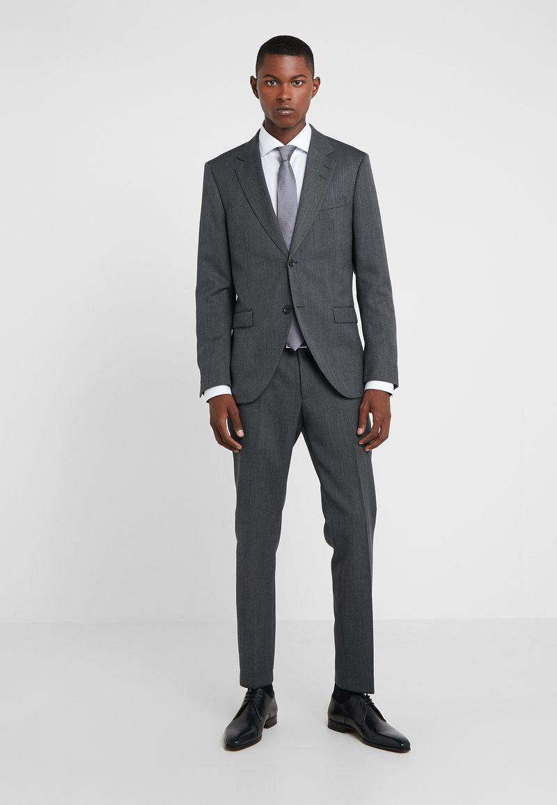 Tiger of Sweden - JAMONTE - Suit - dark grey melange