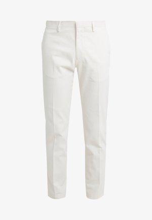 TODD - Spodnie materiałowe - pure white