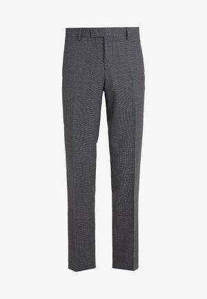 TORDON - Spodnie garniturowe - grey