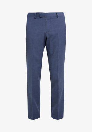 TORDON - Suit trousers - blau