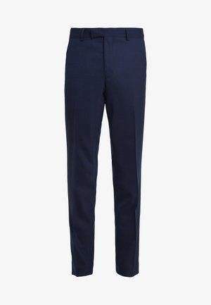 GORDON - Spodnie garniturowe - country blue