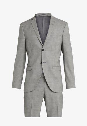 S.JILE - Completo - light grey melange