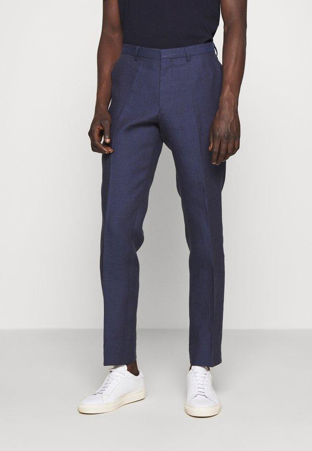 THODD - Pantaloni eleganti - midnight blue