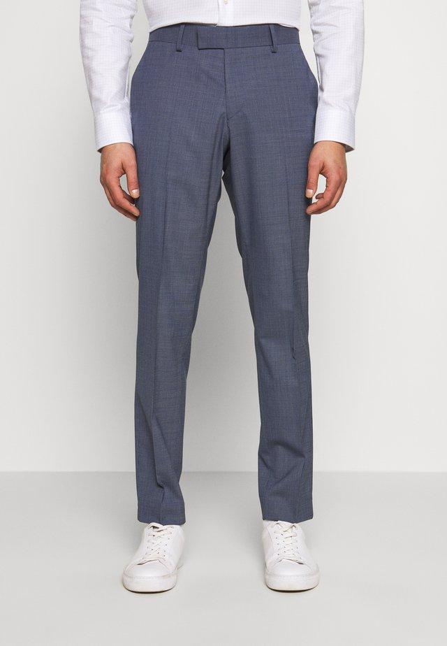 TORDON - Jakkesæt bukser - blue